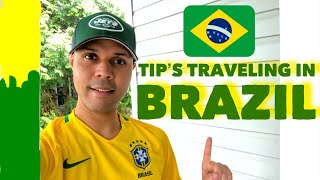 Know This Before Traveling To Brazil [Travel Tip's Wednesday]