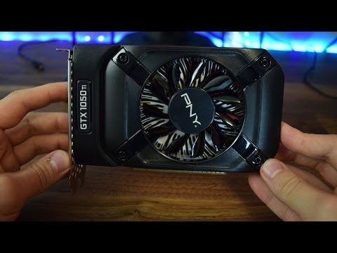 PNY GTX 1050 TI - Best Budget Card of 2016?