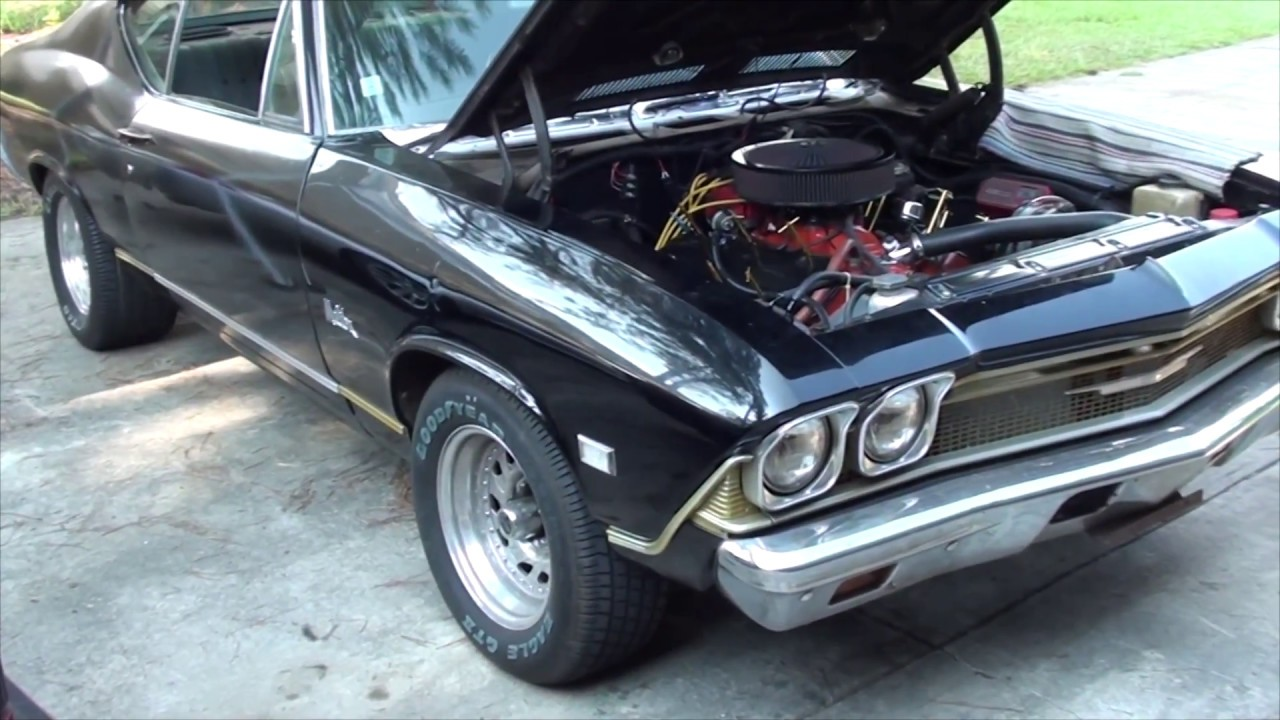 1968 Chevelle Fitech EFI Startup and Run Test by Daryl W