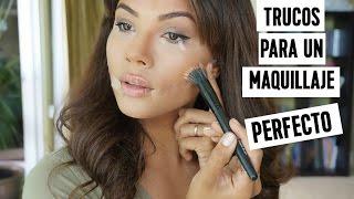 Trucos para un maquillaje perfecto | Doralys Britto