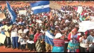 Mh.Lowassa aahidi kudhibiti tatizo la mgao wa umeme nchini.