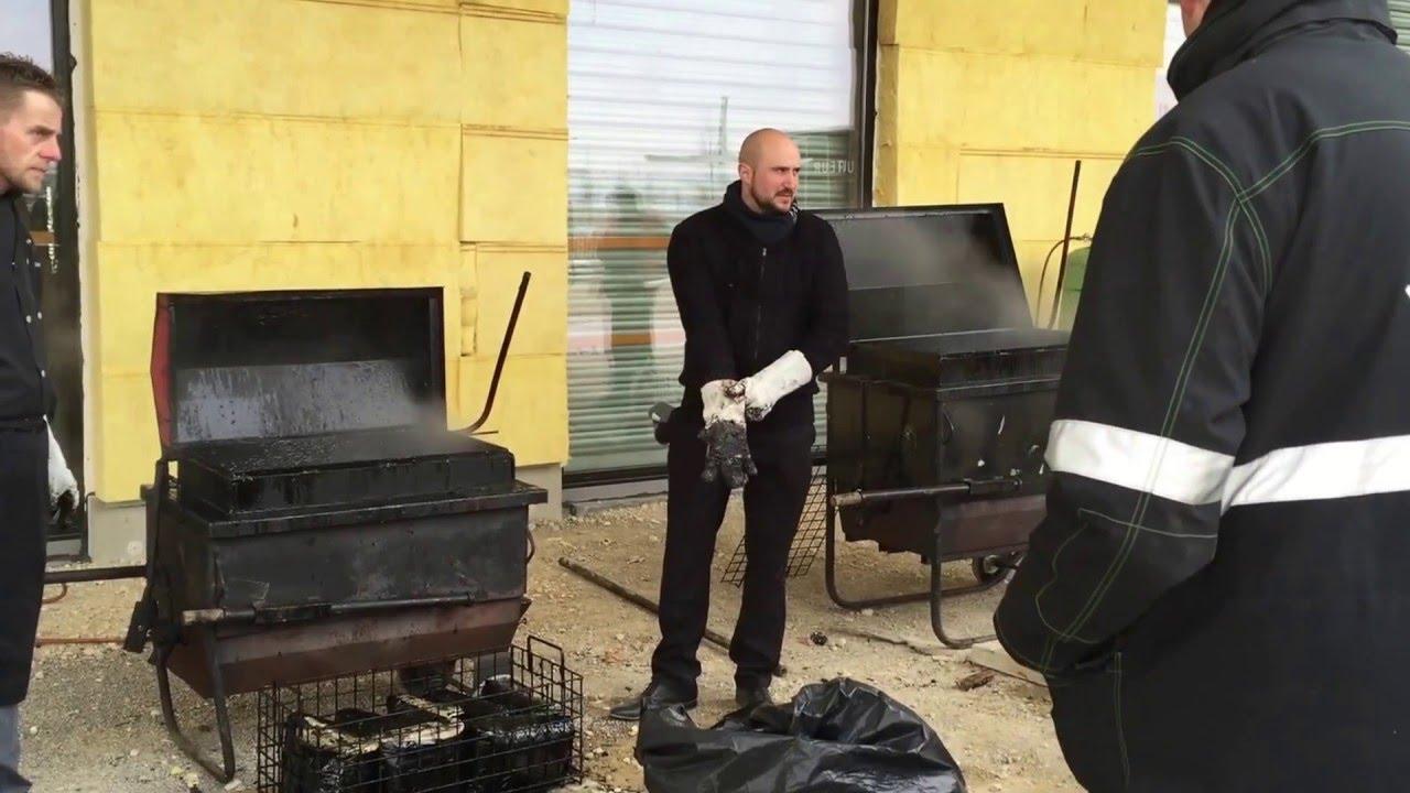 Mg Traiteur Gigot Bitume Chantier Reato Leroy Merlin Et Couvrest Buchelay