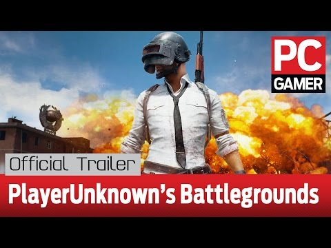 PlayerUnknown's Battlegrounds Youtube Video