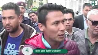 We've been framed: Sagar Thapa