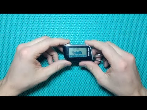 StarLine A93 замена LCD (шлейф)