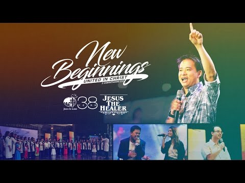 Jesus Is Lord Church 38th Anniversary Celebration - Part 1