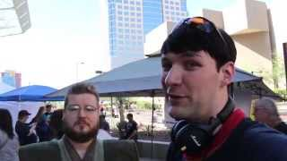 Phoenix Comicon 2015 - Sci-Fi Speed Dating