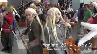 Cosplay World visits Fanime - Day 1 (part 1)