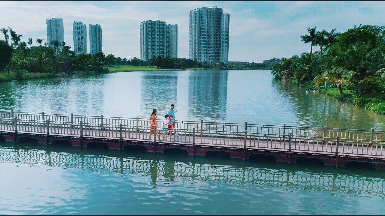Công viên Hồ thiên nga - Bản giao hưởng xanh giữa con người & thiên nhiên - YouTube