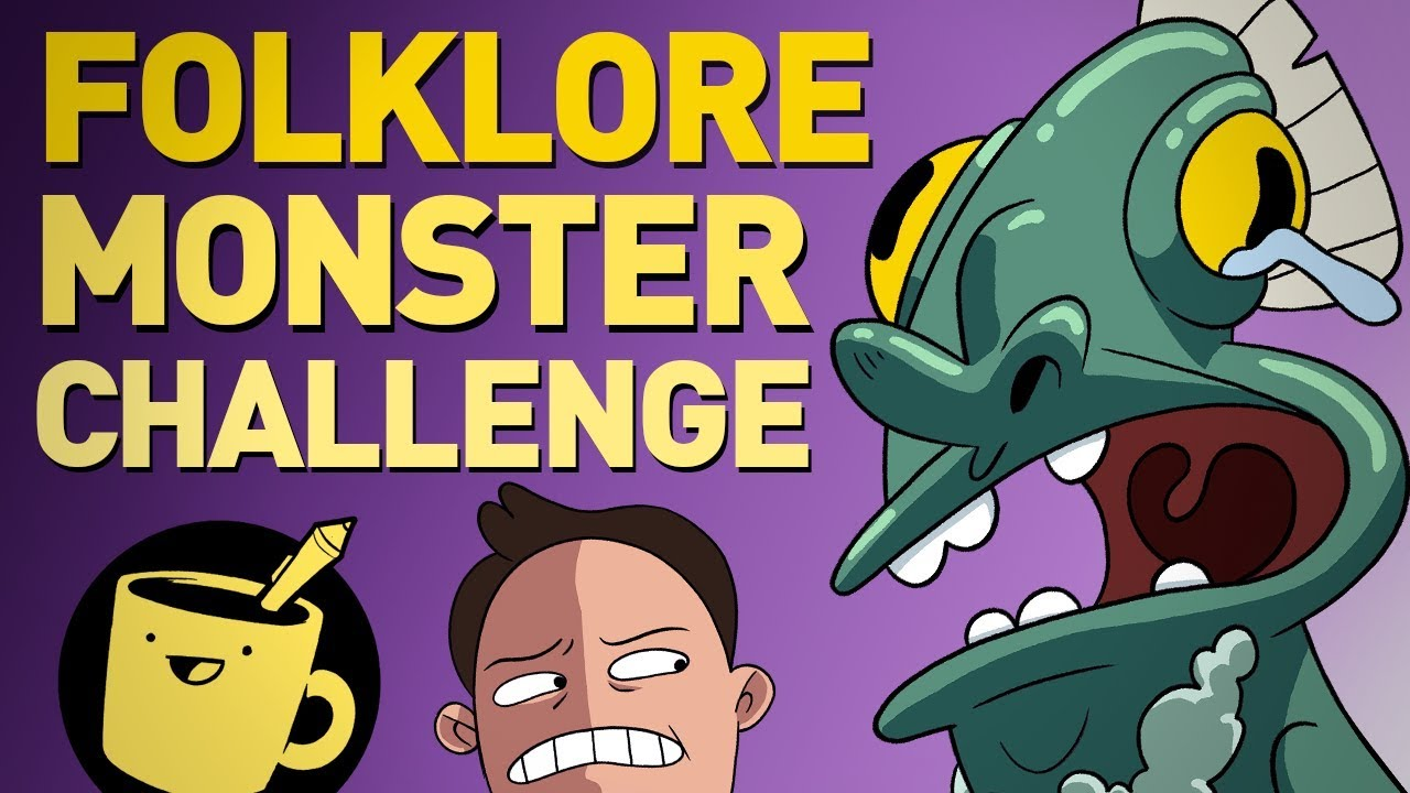 folklore-monster-drawing-challenge-ft-mike-trapp