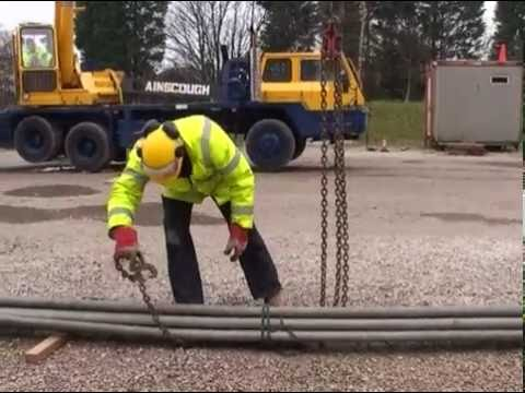 Ainscough Training Services - Slinging and Signalling for Lifting Operations