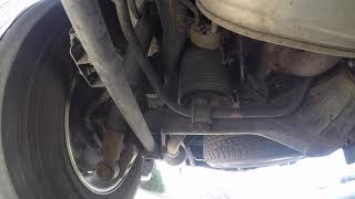 How To Fix The Rear Suspension On A Lexus GX 470
