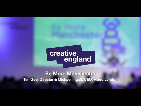 Be More Creative: Manchester - Allied London