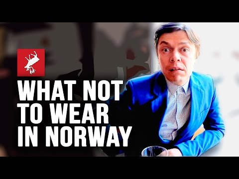 How to Be Taken Seriously in Norway |Dress Code