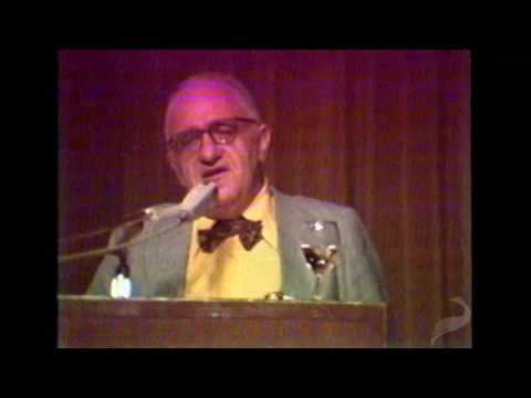 Murray Rothbard: The 6 Stages of the Libertarian Movement (1982 - Zurich, Switzerland)