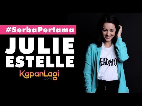 Kapan Julie Estelle pertama Kali Pacaran?