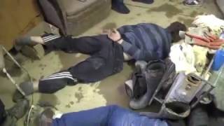 ФСБ опубликовала видео задержания игиловцев на Сахалине