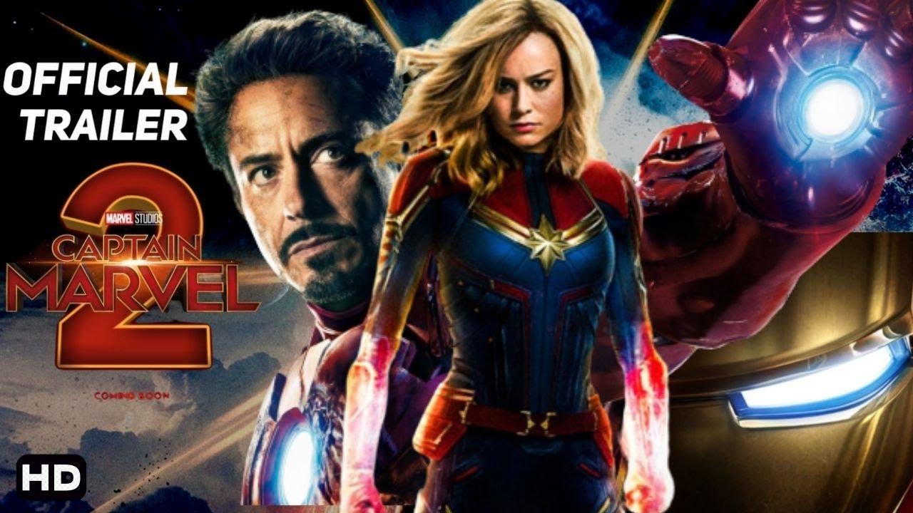 Marvel Studios' Captain Marvel 20  Official Trailer  20 Interesting facts   Brie Larson,Henry Cavill