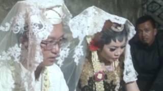 PERNIKAHAN JAYANTI INDONESIA DENGAN MR JOJO TAIWAN