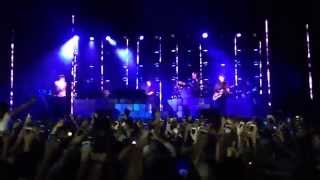 The Fray - Break Your Plans (live) [td Echo Beach Toronto July 11/14]