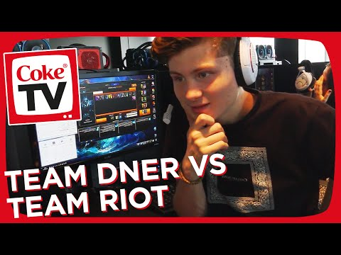 League of Legends Turnier mit Team Dner | #CokeTVMoment