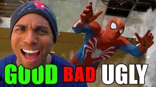 Marvel Spider-Man PS4 - The GOOD, The BAD and the UGLY