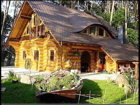 Casas de madera hermosas compilacion youtube - Casas de madera bonitas ...