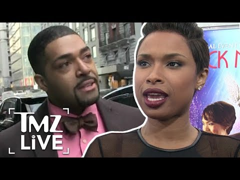 Jennifer Hudson In A Baby Daddy War! | TMZ Live
