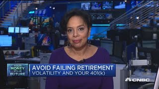 Volatility and your 401(k)