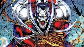 Cyberforce's RIPCLAW - TOP COW'S HOTTEST HERO
