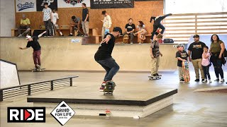 Grind for Life Series at Tampa, FL Presented by Marinela