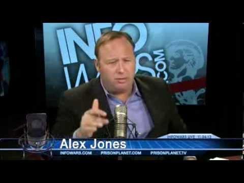 THE ALEX JONE'S SHOW-NOVEMBER 4, 2013