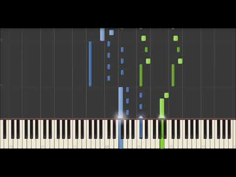 Yann Tiersen - La Crise [2014 Version] (Synthesia Tutorial) mp3