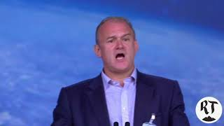 Sir Edward Davey challenged Imran Khan