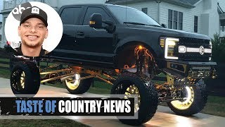 Kane Brown's New Truck Will Make You Drool Video