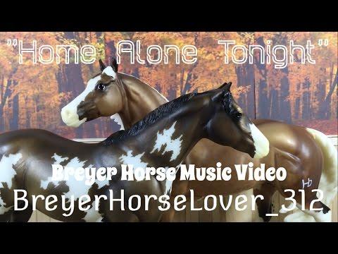 """Home Alone Tonight""   Breyer Music Video"
