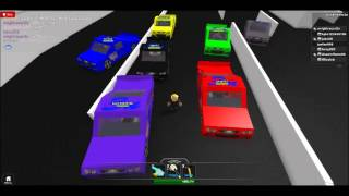 ROBLOX WRS Nascar Race at Bristol Part 1 of 2