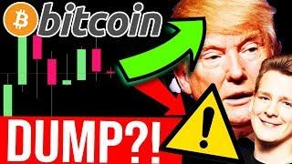 TRUMP PUMPS BITCOIN?!🚨 $9K or $13K Next? SegWit Update