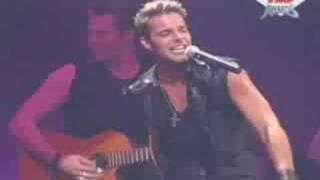 Ricky Martin: Jaleo TMF awards