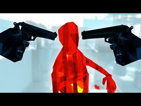 SLOW MO VR GUNMAN?! (Super Hot)