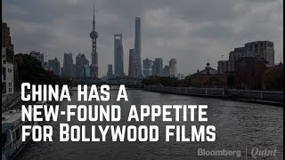 China Has a New-Found Appetite For Bollywood Films