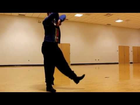 3D Urban Dance Crew Cailin Manning choreography Robot- Trip Lee