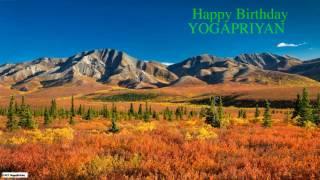 Yogapriyan   Nature
