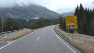 31 Дальнобой по Европе  Альпы, часть 2