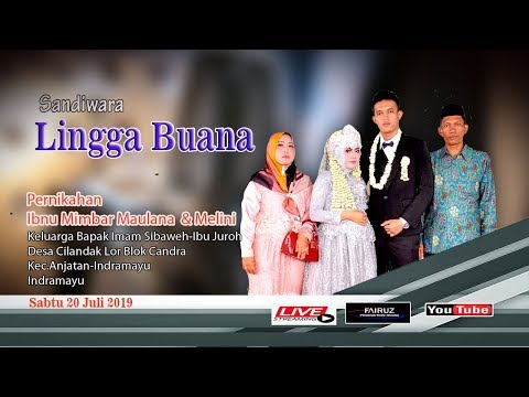 Live siang Sandiwara LINGGA BUANA Ds Cilandak Lor Blok Candra Kec.Anjatan Indramayu