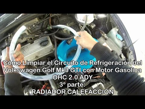 Vote no on limpiar circuito radiador y cambiar liquido for Como lavar el motor de un carro