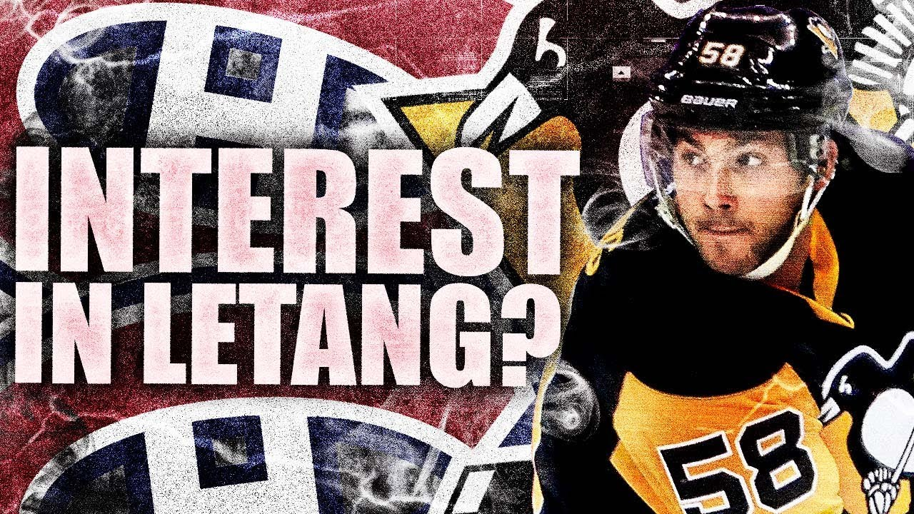 NHL Trade Rumours: Habs Interested In Kris Letang? Montreal Canadiens Trade  Rumours / Penguins Talk