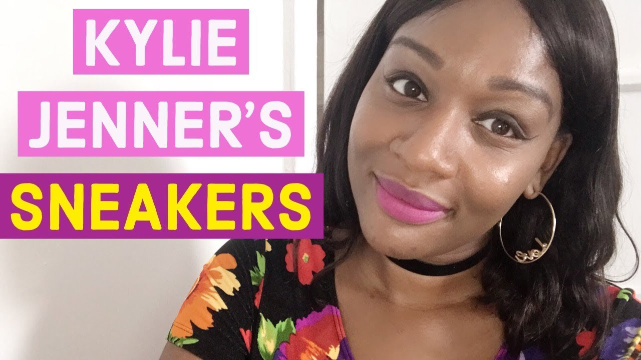 Jenner's To Sneakers Youtube I Tried Adidas Kylie Buy cInHn7qWT