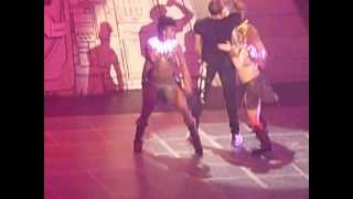 Chris Brown performing 'Biggest Fan' and '2012' at Dublin 02 Arena