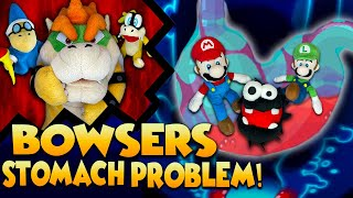 Super Mario Bros: Bowser's Stomach Problem! - Super Mario Richie